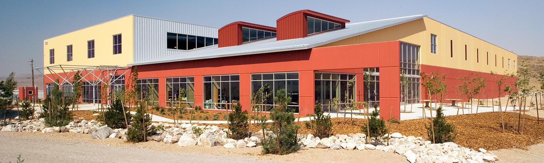 Donal Reynolds Regional Food Distribution Center