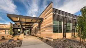 Northern Nevada Transitional Housing Center
