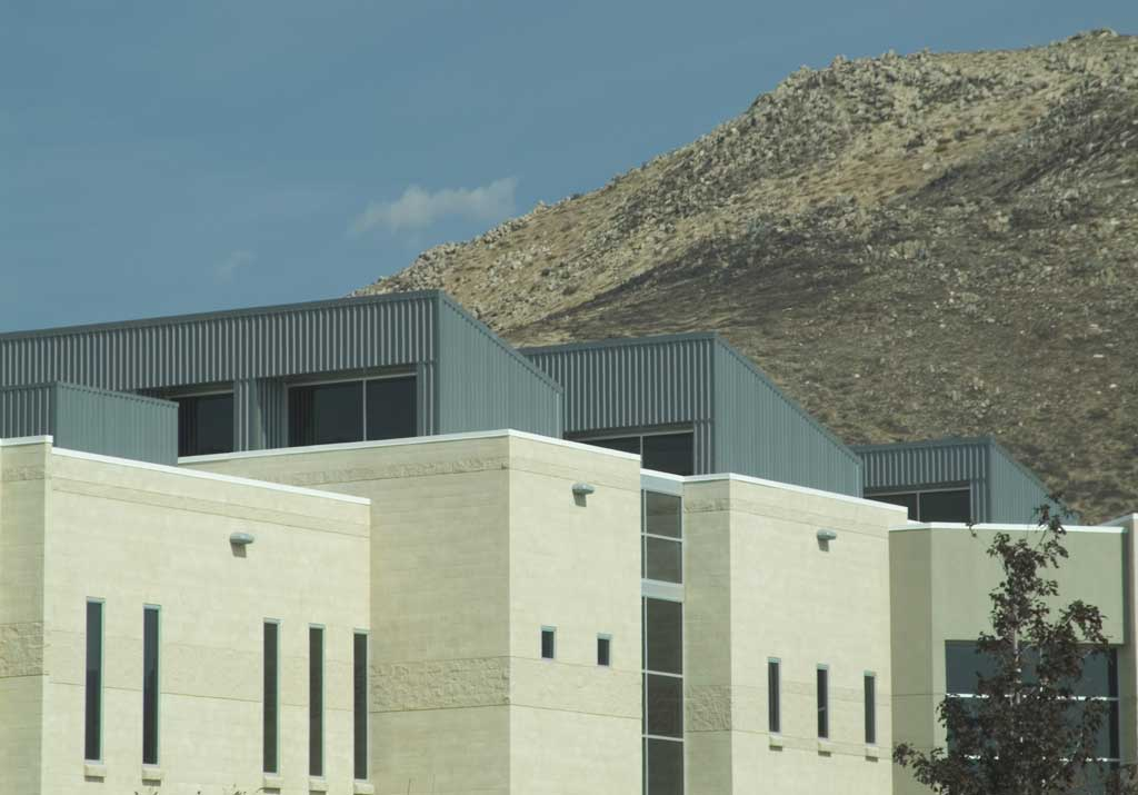 Western Nevada College Joe Dini Library and Student Center