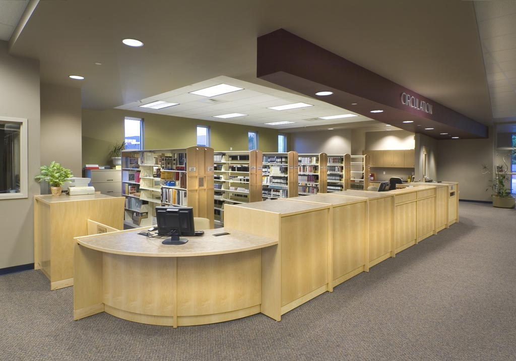 Western Nevada College Joe Dini Library
