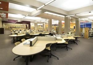 Western Nevada College Joe Dini Library