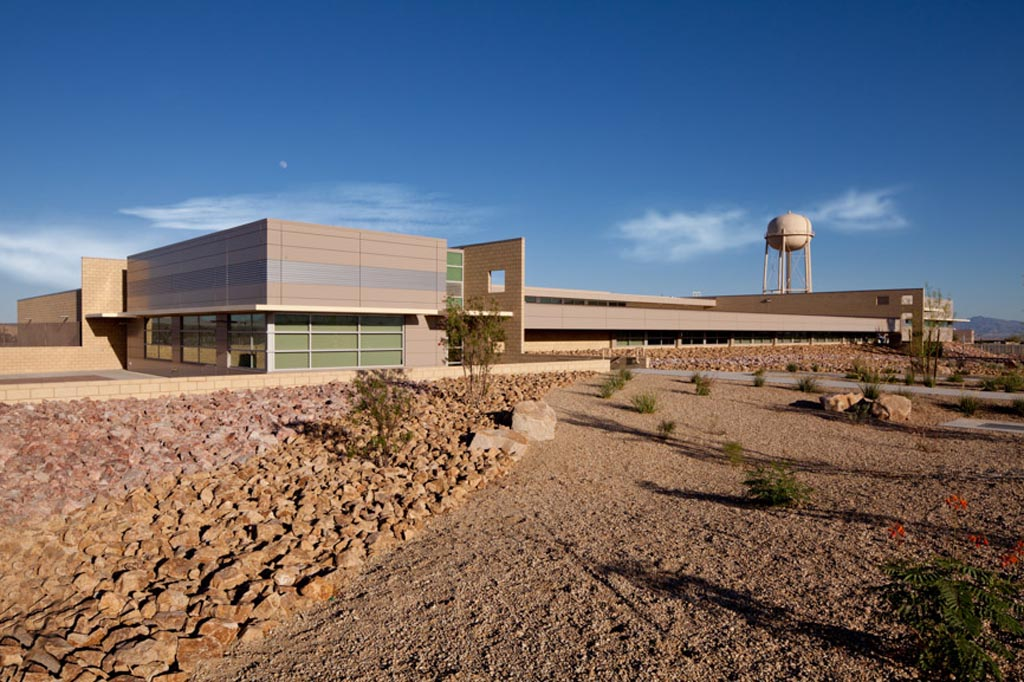 North Las Vegas Readiness Center H K Architects