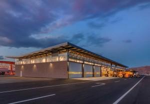 Reno/Tahoe International Airport Snow Removal Equipment Building