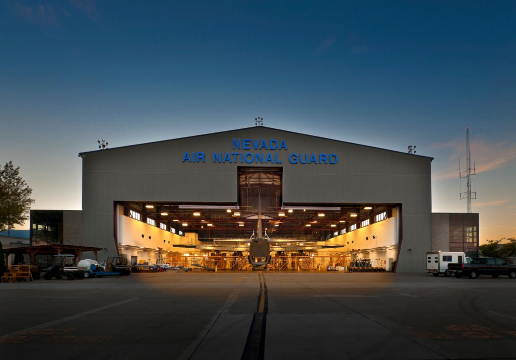 ANG Hangar