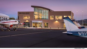 Reno-Stead Airport Terminal/Emergency Operations Facility