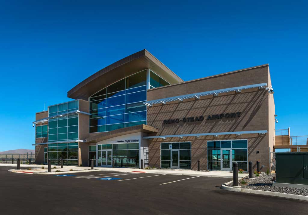Reno Stead Airport Terminal/Emergency Operations Center