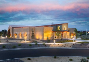 Truckee Meadows Water Authority Operations Facility