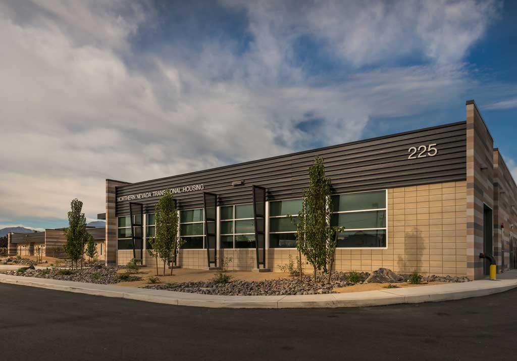 Northern nevada transitional housing center h k architects - What is a transitional home ...