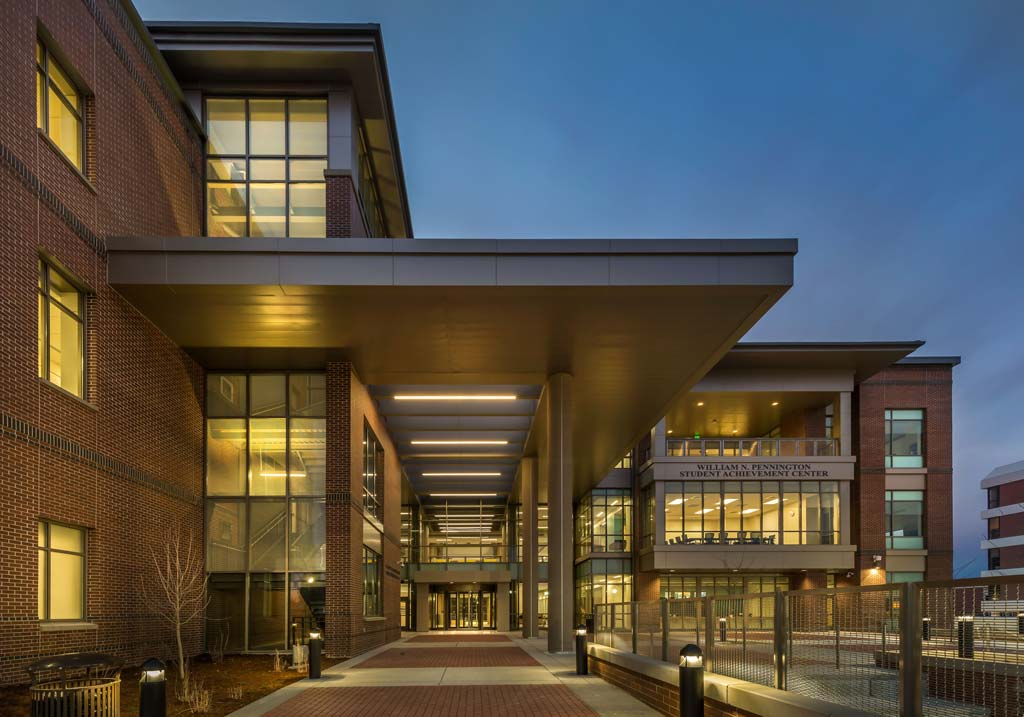 William N. Pennington Student Achievement Center