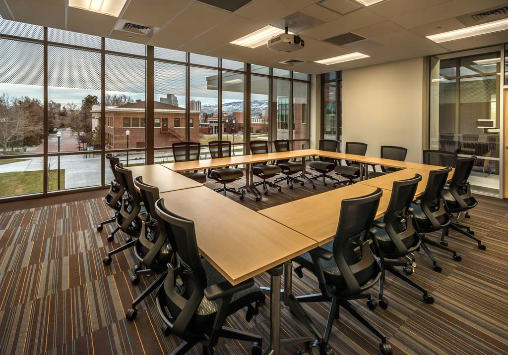 Pennington Student Achievement Center Interior