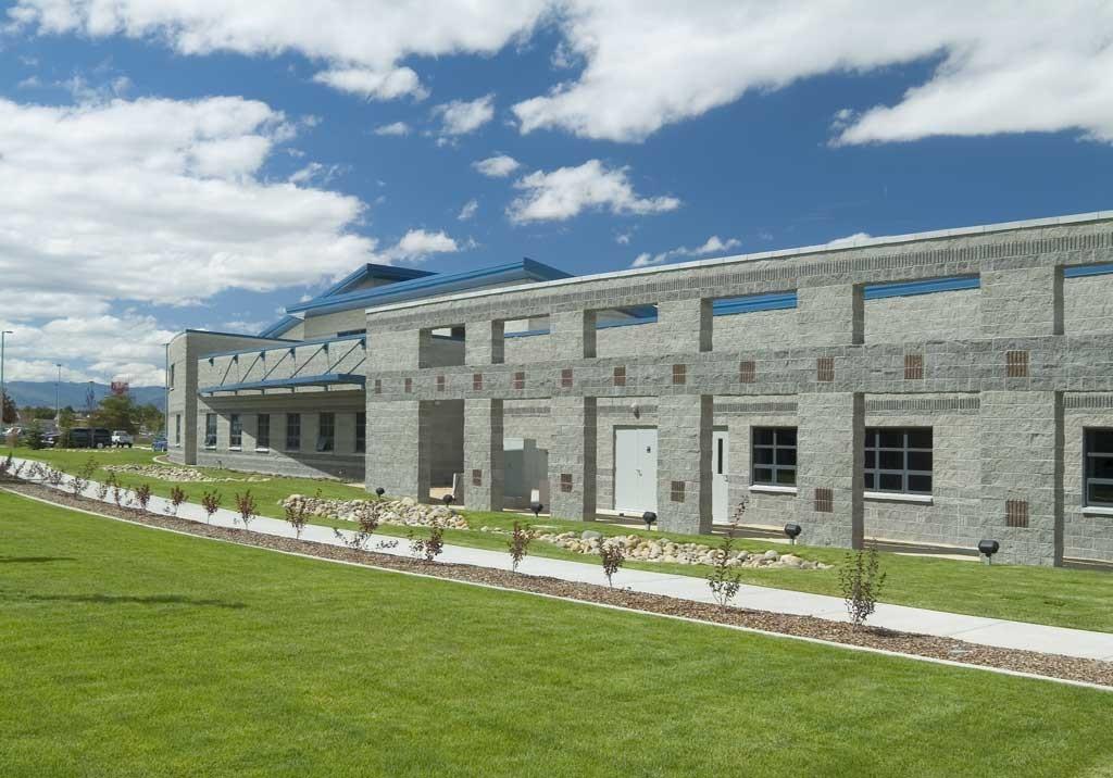 Air National Guard Civil Engineering Building